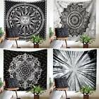 Indian Mandala Tapestry Wall Hanging Bohemian Hippie Bedspread Throw Decor