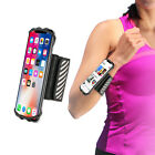 TFY Sport Running Gym Wristband Phone Holder for i Phone Xs Max / XR / XS / X