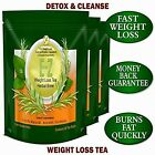 E-Z Weight Loss Detox Tea Appetite Suppressant All Herbal Extra Strong. 3 pack