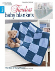 Maxim Mary-Timeless Baby Blankets BOOK NEW