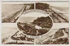 Dorset postcard - Bournemouth Chines (Multiview showing 5 views) - (A249)