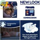 Huggies Overnites Diapers, Size 5, 50 Ct., Big Pack Overnight Diapers (Packaging