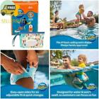Huggies Little Swimmers Disposable Swim Diapers, Swimpants, Size 4 Medium (24-34