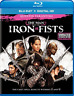 MAN WITH THE IRON FISTS (UN...-MAN WITH THE IRON FISTS (UNRATED) / ( Blu-Ray NEW