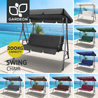 Gardeon Outdoor Furniture Swing Chair Patio Garden Canopy Bench Seat Hammock