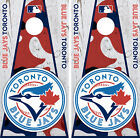 Toronto Blue Jays Cornhole Wrap MLB Decal Vinyl Camouflage Sticker Skin Set YD46 on Ebay
