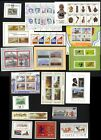 14161] South Afrika 1976-1997, 18 different S/S MNH