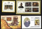 14159] South Afrika 1985-1986, complete set of 4 S/S MNH