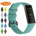 For Fitbit Charge 3  Replacement Silicone Bracelet Watch Band <br/> BUY 1, GET 1 50% OFF !!!  (Limited Time Offer)