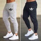2019 New Men Joggers Fits Adidas Casual Men Sweatpants Bodybuilding Pants