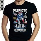 New England Patriots World Champions Super Bowl Football  NFL Men Women T-Shirt on eBay