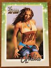 """NIDIA, WWE """"DIVINE DIVAS"""", 2003 FLEER CARD, WOW !!! EXCELLENT CONDITION, AWESOME"""