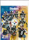2003 PITTBURGH STEELERS 8X10 NFL PICTURE PHOTO