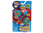 Captain Underpants Just Play Prank Kit Poop Hypno Ring Toy Dog 3D Party Doo Epi