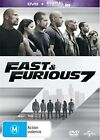 Fast and Furious 7 -  CD IWVG The Fast Free Shipping