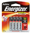 Energizer Max Alkaline AAA Batteries, 4 Count (Pack of 7)