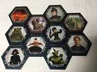 Topps Star Wars Galactic Connexions - Black - Series 3 - 51-100 Complete UR Set!