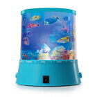 Romantic LED Cosmos Underwater World Projection Lamp Night Projector Bed Light