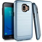 For Samsung Galaxy J2 Core Plus S260DL Lining Case Cover + Tempered Glass