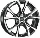 4x Sommerräder MSW CROSS OVER Lexus IS XE2(a) GSE2 ALE2 USE2 ABE  17 Zoll Felgen