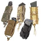 High Speed Gear Pistol TACO MOLLE Single Mag Pouch, Made in the USATactical, Molle Pouches - 177900