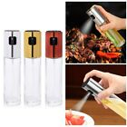 ABS+Glass Olive Pump Spray Bottle Oil Sprayer Mist Oiler Pot BBQ Cooking Tool