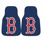 FANMATS MLB Boston Red Sox Nylon Face Carpet Car Mat on Ebay
