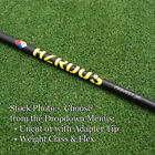 Project X Golf Hzrdus Yellow Driver Shaft Uncut Or W/adapter Tip & Grip New