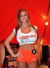 SEXY BUSTY HOOTERS BABE hot blonde ~ 4x6 GLOSSY PHOTO ~ amateur candid #K456