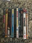 dvd lot 11 Assorted Movies, Shows, Music