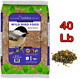 40-Lbs Wild Bird Seed Premium Blend Mix Food Bag National Audobon Society photo
