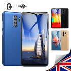 5.8'' Android 8.1 Mobile Phones Quad Core Dual Sim Unlocked Smartphone 512ram+4g
