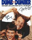 Bobby & Peter Farrelly Farrelly Brothers Signed 8x10 Dumb And Dumber Photo COA