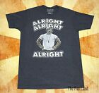 New Dazed and Confused Alright Alright Matthew McConaughey Vintage Retro T-Shirt