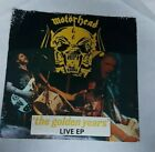 "MOTORHEAD The Golden Years Live EP 1980 UK PRESS 7"" 33, BROZE RECORD bro 92"