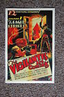The Vigilantes are coming Episode 1 Lobby Card Movie Poster