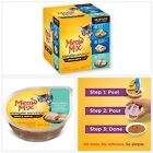 Wet Cat Food Simple Servings Canned 24 1.3 Oz Cups W Real Tuna Salmon Adult Cats