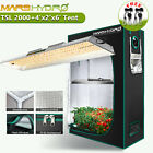 Mars Hydro TS 600W 1000W 2000W 3000W LED Grow Light Full Spectrum Indoor Plants . Buy it now for 349.99