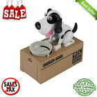 Robotic Dog Saving Box Bank Automatic Stole Coin Piggy Toy Gifts For Kid Durable