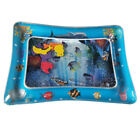 Inflatable Fun Water Play Mat for Kids Baby Children Infants Best Tummy Time