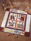 One Two Buckle My Shoe Quilt Pattern Pieced/Applique ME