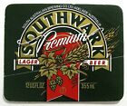 South Australian Brewing SOUTHWARK PREMIUM - LAGER BEERlabel AUSTRALIA 355ml