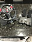 InterAct V3 Racing Wheel for Sony PlayStation PS1 PS2 Game Console, SV-1118