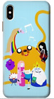 TO156 Adventure Time Finn Jeck Phone Case