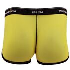 US Sexy Men See through Boxer Briefs Sheer Mesh Pouch Underwear Panties Lingerie