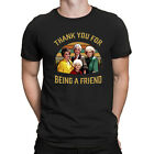 The Golden Girls Thank You for Being A Friend Vintage Retro Design Men's T-shirt image
