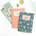 Iconic A6 Mini Cash Book V.2 Money Record Account Budget Planner Diary Organizer