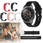 Sport Silicon Wristband Strap For Samsung Galaxy Watch 46mm/Ticwatch pro 6Colors