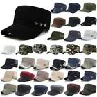 Classic Camouflage Army Cadet Hat Combat Field Military Cap Patrol Baseball Caps