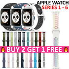 Replacement Silicone Band Strap Apple Watch Series 4 3 2 40mm 44mm Sport Nike